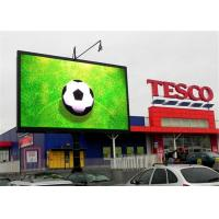 Buy cheap DIP Full Color LED Display Screen for Commercial Advertising / Vedio / Picture from wholesalers