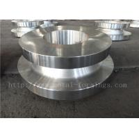 China SA182-F51 S31803 Duplex Stainless Steel Ball Valve Forging Ball Cover Forgings Blanks wholesale
