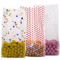 China Moisture Proof Food Bags Clear Cello Polypropylene Material For Hard Candy wholesale