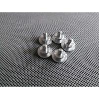 China Screw Nuts Aluminum Alloy Threads Tapped High Precision Inner Hexagon Nuts wholesale