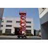 China 450Kg Load Hydraulic Mobile Scissor Lift wholesale