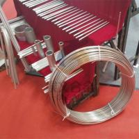 China Stainless steel coiled tubing/tube coil/coiled tube/coiled pipe on sale