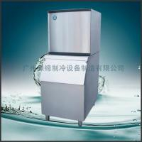 China Silver / Black R404a Ice Cube Making Machine With Self Cleaning System wholesale