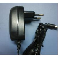 China Switching 9VDC 0.8A Wall Mount Power Adapter For Wireless Routers wholesale