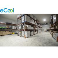 China Electric Frozen Food Warehouse / Cold Refrigerated Storage Facilities wholesale