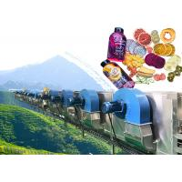 China Safety Dried Fruit Processing Equipment / Industrial  Tomato Drying Machine on sale