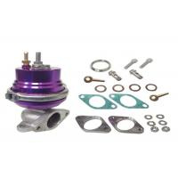 China Purple Auto Car Parts Adjustable 38mm V - Band External Wastegate Turbo wholesale