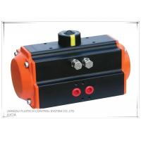 China Integrated Design Rack And Pinion Pneumatic Actuator AT-DA92 ISO 5211 Standard wholesale