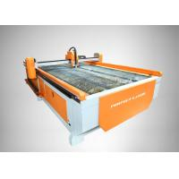 China High Precision Plasma Cutting Machine Stainless Steel Fast Speed With Light Structure on sale