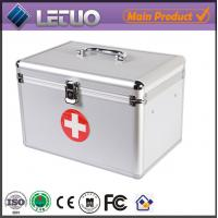 China 2015 new products aluminum tool case hard case tool box first aid kit tool box on sale