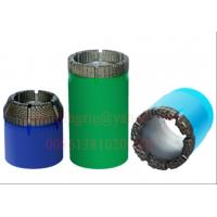 China Natural Diamond Diamond Core Bits with Fast Penetration Rate NMLC / HMLC Size wholesale