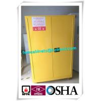 Quality Industry Type Safety Storage Cabinets For Flammable Liquid OSHA 29 CFR1910.106 for sale