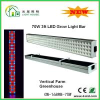 Buy cheap Hydroponic Led Plant Grow Lights 900mm Waterproof For Greenhouse from wholesalers