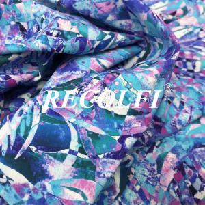 China Eco - Friendly Xtra Life Lycra Fabric , Dancewear Fabric By The Yard wholesale