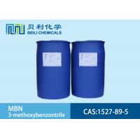 China 3-Methoxybenzonitrile CAS 1527-89-5 1.089 g/mL at 25 °C Density wholesale
