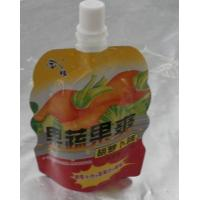 China Customized Jelly Packaging Stand Up Pouch With Spout 8 oz or 250 ml wholesale