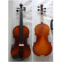China 3/4 Size Spruce Top Maple Back Handmade Violin Adult Size Violins AGV-1 wholesale