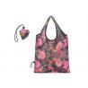 China OEM Nylon Polyester Foldable Tote Bag , Foldaway Tote Bag Customized Design wholesale