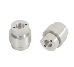 China Customized Passivating 0.02mm CNC Turned Parts Aluminium Material wholesale