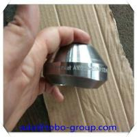 China Stainless Steel 304 High Pressure Socket Weld Fittings 3000Lb Weldolet ASME B16.11 wholesale