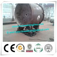 China Lead Screw Roller Beds Wind Tower Production Line For Self Aligned Welding Rotator on sale