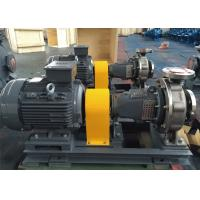 Buy cheap DIN 24255 High Pressure End Suction Centrifugal Pump , Fire - Fighting Water Centrifugal Pump product