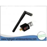 China 150Mbps N internet tablet PC USB Wireless Adapters For Android Waterproof wholesale