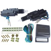 China Electric Car Remote Central Locking System With 2pcs Central Lock Actuators wholesale