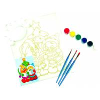 China Personalised Paint Art Set , Simple Watercolour Paint Set With Plastic Palette wholesale