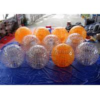 China Outdoor Inflatable Garden Toys Hamster Inflatable Zorb Ball For Sport Games wholesale