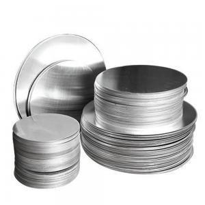 China 6mm Thick Aluminium Circle Plate wholesale
