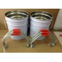 China High Tensile Galvanized Wire Bucket Handles / Handles For Buckets 20-25cm Size wholesale