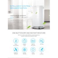 60L/Day 8L Kitchen Home Appliance Moistureproof And Mildew Proof Dry Air Dehumidifier For Freshing Air