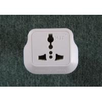 China No.1238 two round pins 16A 250V multi plug socket power plug electric plugs worldwide ABS  wholesale