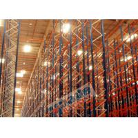 China Selective Heavy Duty Pallet Racks Q195 Steel Storage Shelving Maintenance Free wholesale