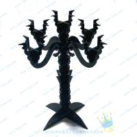 China Crystal Pewter Candle Holder wholesale