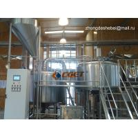 China 3000L Large Scale Brewing Equipment 304 Sanitary Pumps wholesale