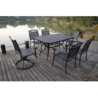 China garden furniture cast aluminum set-9802 wholesale