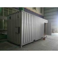 China Fiberglass Composite Panel Portable Toilet Container / Portable Shipping Container wholesale