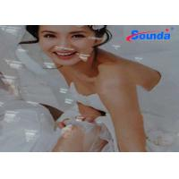 China Anti UV 80micron Cold Lamination Film with Permanent Solvent Polyacrylate Adhesive on sale