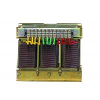 China non - Explosive / Non - Flammable Three Phase Low Voltage Dry Type Transformer 220V / 230V wholesale