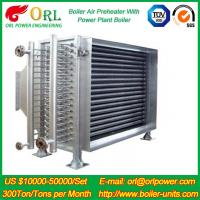 Buy cheap Heat Preservation CFB Boiler Natural Gas Air Preheater APH 260MW Station Preheater from wholesalers