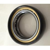 China Iso P4 Accuracy Double Row Angular Contact Ball Bearing GCr15 Material wholesale