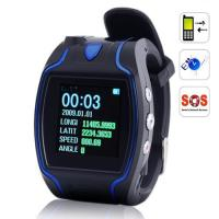 China Watch Phone GPS Tracker W/ SOS Button For Emergent Call & Position Coordinates LED Display wholesale