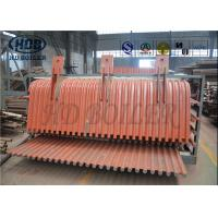 Buy cheap Rust Proof Boiler Membrane Water Wall Panels for Waste Heat Recovery Boiler from wholesalers