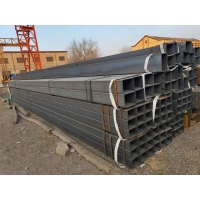 China Square hollow 40x40mm steel square tube section SHS/ASTM A53 galvanized square and rectangular tube/Square Steel Pipe wholesale