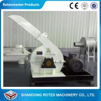 China Small Capacity Wood chipper machine / Wood Disc Chipper 1-2 ton per hour wholesale