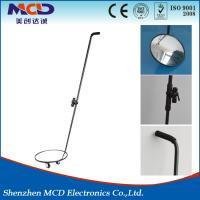 China Diameter 30cm Car Under Vehicle Inspection Mirrors With Torch For Security Checking on sale