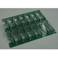China 14 Array Per Pannel PCB Board Fabrication with V Cutting / Scrap Rails wholesale