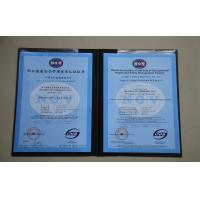 Jiangyin Jibang Machinery Co.,Ltd. Certifications